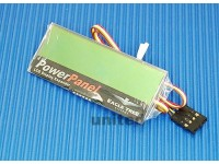 MicroPower PowerPanel LCD Display