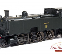 "Southern Rail HO Scale South Maitland Railways Class 10 2-8-2 No 19 Steam Locomotive ""SMR PTY Ltd"" DCC Ready with Sound (1970-1979)"