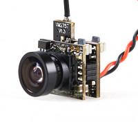 VM275T 5.8GHz 25mW 48CH NTSC/PAL Mini VTX 600TVL FPV Camera Micro FPV (Whip Antenna)