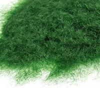 3mm Static Grass Flock - Dark Green (250g)