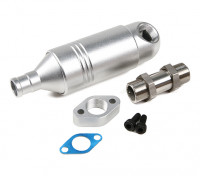360° Muffler for NGH GF38 Gas Engine