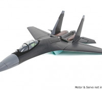 "SU-35 MkII Fighter Jet 735mm (29"") EPO (KIT)"