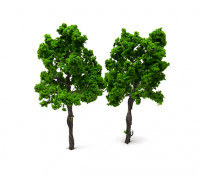 HobbyKing™ 110mm Scenic Wire Model Trees  (2 pcs)