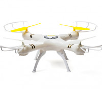 EZFLI D5D 6-axis Gyro 2.4GHz Drone (RTF) (Mode 2) (White)