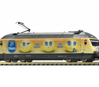 "Roco/Fleischmann HO Electric Locomotive 460 029 ""Chiquita"" SBB (DCC Ready)"