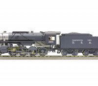 Roco/Fleischmann HO 2-8-0 Steam Locomotive S 160 USATC