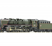 Roco/Fleischmann HO 2-10-0 Steam Locomotive 150X35 SNCF (DCC Ready)
