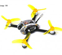Kingkong Fly Egg 130 Camera Racing Drone with Piko BLX FC and Flysky Receiver (PNF) Overview