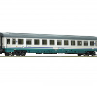Roco/Fleischmann HO Scale 2nd Class Passenger Carriage Type XMPR FS (Running # 74331)
