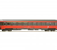 Roco/Fleischmann HO Scale 1st/2nd Class Passenger Carriage OBB