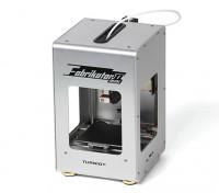 Mini Fabrikator V2 3D Printer - Silver (EU Plug)