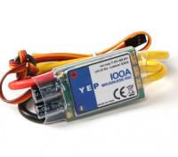 YEP 100A (2~6S) SBEC Brushless Speed Controller