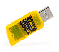Orange Rx FrSky USB Dongle for Flight Simulator