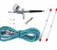 Twin-Action Air Brush Set