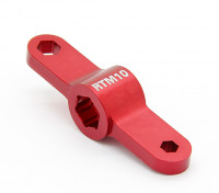 Aluminum Multi Wrench for 4mm-10mm Nuts