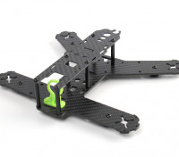 KingKong 210 X Frame Drone Kit Lite (Green)