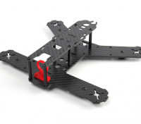 KingKong 210 H Frame Drone Kit Lite (Red)