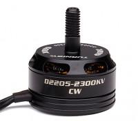 Turnigy D2205-2300KV 28g Brushless Motor CW