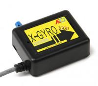 HobbyKing X-1000 Advanced Head-Movement-Tracker Gyro