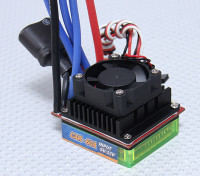 HobbyKing™ Brushless Car ESC 2S-4S 60A w/ Reverse