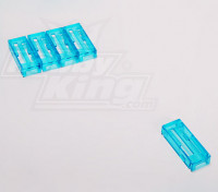 Futaba/JR Connector caps (5pcs/set)