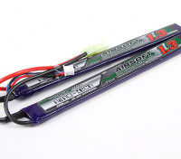Turnigy nano-tech 1300mah 2S 25~50C Lipo AIRSOFT Pack