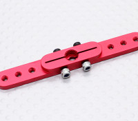 Heavy Duty Alloy 2.5in Pull-Pull Servo Arm - JR (Red)