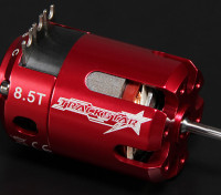 TrackStar 8.5T Sensored Brushless Motor 4620KV High RPM (ROAR approved)