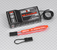 Assan X8 Function9 9Ch 2.4GHz Receiver (Long Antenna)