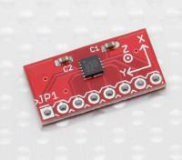 Kingduino BMA180 Ultra-High Performance Three-axis Accelerometer Sensor Module