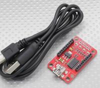 Kingduino Xbee Mini-USB Adapter