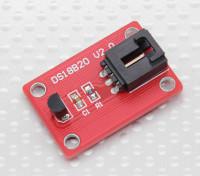 Digital Temperature Sensor Module DS18B20 V2.0