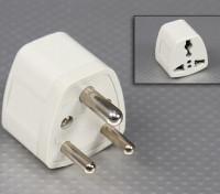 British Standards BS 546 Multi-Standard Sockets Adaptor