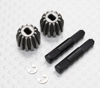 Diff Drive Gear w/Pin - 1/10 Quanum Vandal 4WD Racing Buggy (2sets)