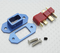 Anodised Alloy External Flight Battery Arming Switch (T-Plug)