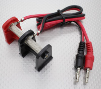 12v Power Attachment with 4.0mm Banana plugs