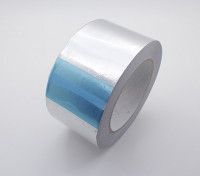 Aluminum Self Adhesive Foil Tape 60mm x 38m x 0.06mm