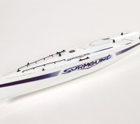 RC Sailboat Surmount - Hull (Includes Two Servos)