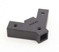 RotorBits 45 Degree Y Connector 2 Sided (Black)