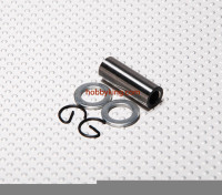 Replacement Piston Pin & Clamping Spring Set for Turnigy HP-50cc