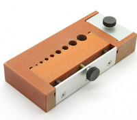 Phenolic Soldering Jig for Bullet Connectors