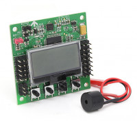 Hobbyking KK2.1.5 Multi-rotor LCD Flight Control Board With 6050MPU And Atmel 644PA