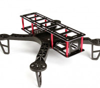 HobbyKing FPV250L Long Frame Drone A Mini Sized FPV Drone (kit)