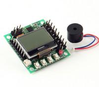 HobbyKing™ KK-Mini Multi-Rotor Flight Control Board 36x36mm (30.5x30.5mm)