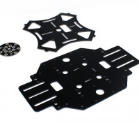 S500 Glass Fiber Quadcopter Spare Main Frame w/PDB