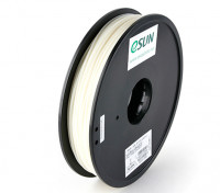 ESUN 3D Printer Filament Natural 1.75mm ABS 0.5KG Spool