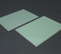 FR4 Epoxy Glass Sheet 210 x 148 x 1.5mm (2pc)