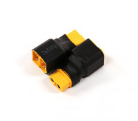 XT60 Series adaptor (2pcs per bag)