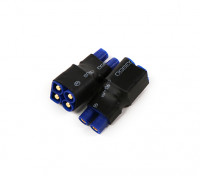 EC3 Parallel Adaptor (2pcs per bag)