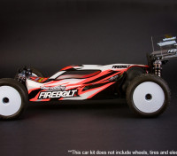 VBC Racing Firebolt DM 1/10 2WD Offroad Buggy (Kit)